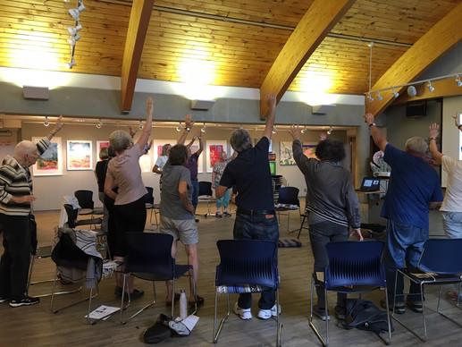 Workshops on Spinal Health