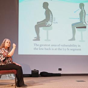 Posture Improvement: The Basics of Bending, Lifting & Sitting