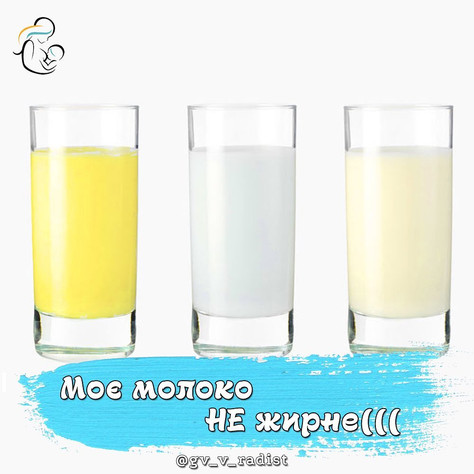 Не жирне молоко