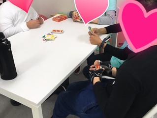 カードゲーム遊び(知育)