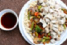 Catering | Dinner | Pork Tamari