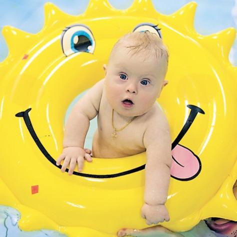 ГВ дитини з синдромом Дауна
