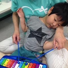 音楽教室(楽器遊び)