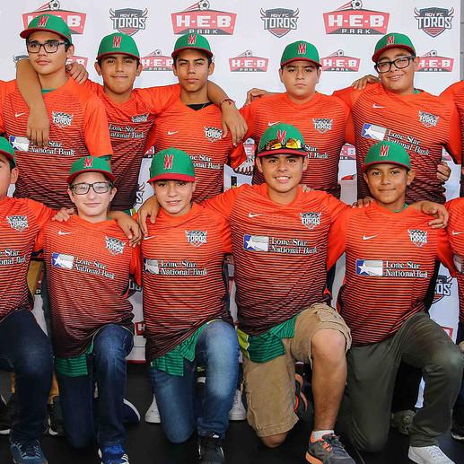 Toros de RGV FC Celebran a Treviño Kelly