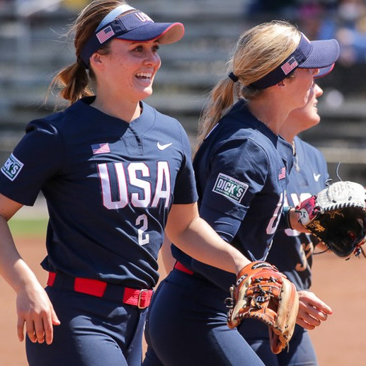 USA Softball supera deficit de 2 carreras para derrotar a SóftbolMX