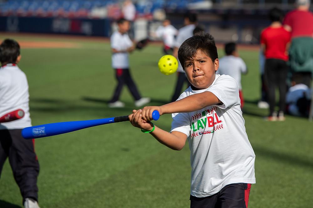 PLAY BALL en Monterrey, Mexico Series