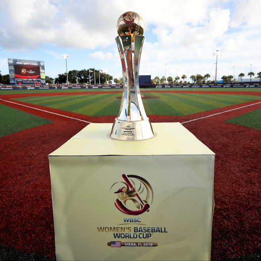 WBSC Pospone Copas de Béisbol en México