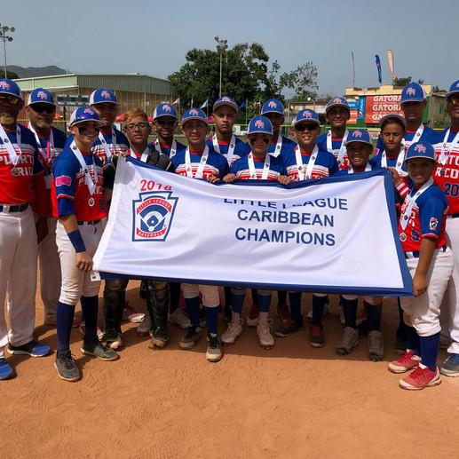 Puerto Rico, campeón LL Región Caribe