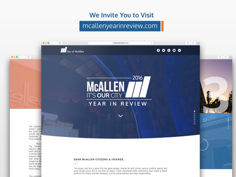 McALLEN YEAR IN REVIEW