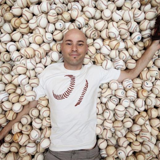 Zack Hample, viviendo el béisbol a su manera