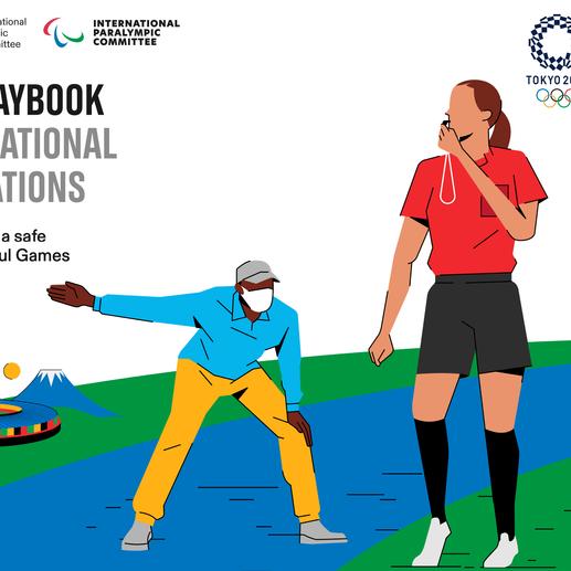 COI publica primer manual para una participación segura en Juegos de Tokio