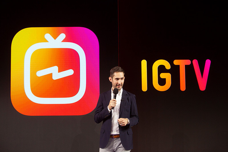 Instagram CEO and co-founder, Kevin Systrom