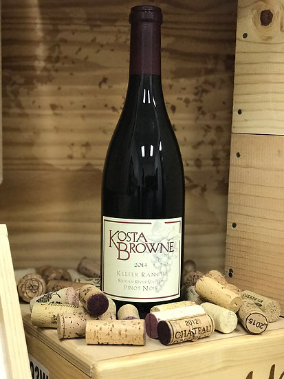 2014 KOSTA BROWNE KEEFER VINEYARD PINOT NOIR (ピノ・ノアール)