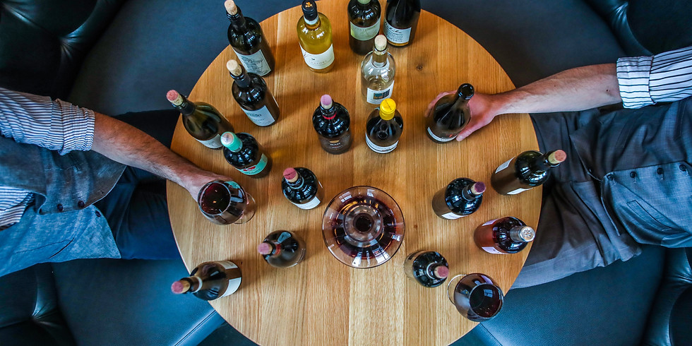 (株) 415 California Winery-Style Tasting!