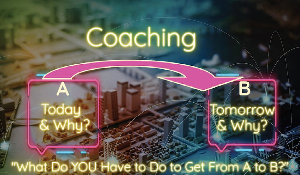 Coaching - how to get from A to B