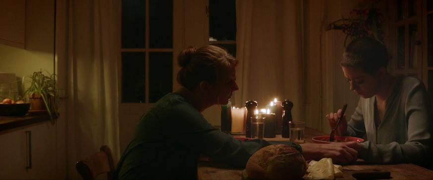 Amber Blue Short Film Dinner