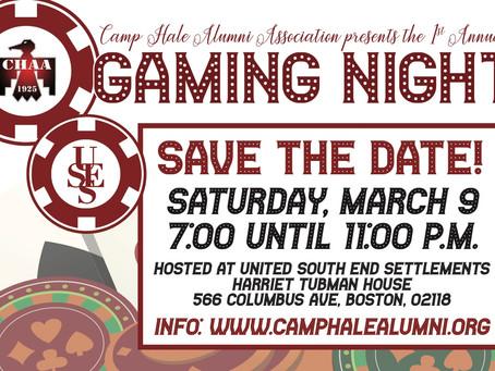 Gaming Night