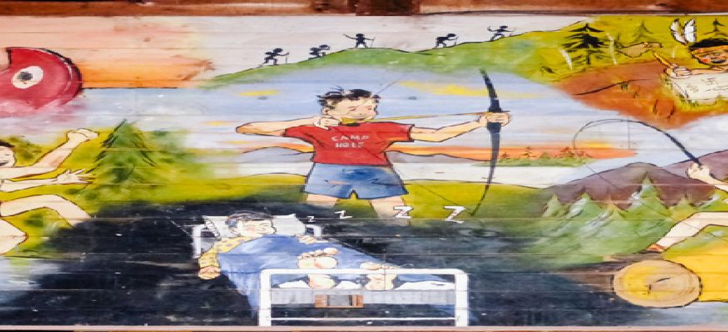 Dining Hall Mural