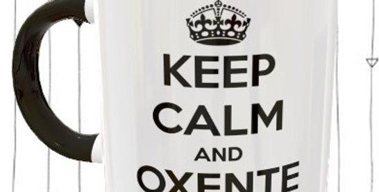 Keep Calm and Oxente Mainha