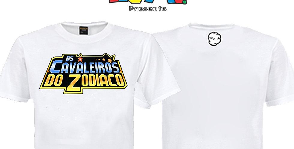 Camiseta Cavaleiros do Zodíaco