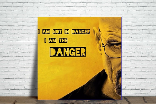 Azulejo Breaking Bad Danger