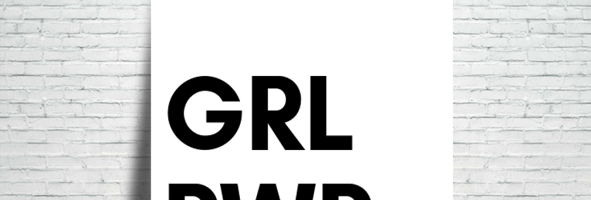 Azulejo Girl Power