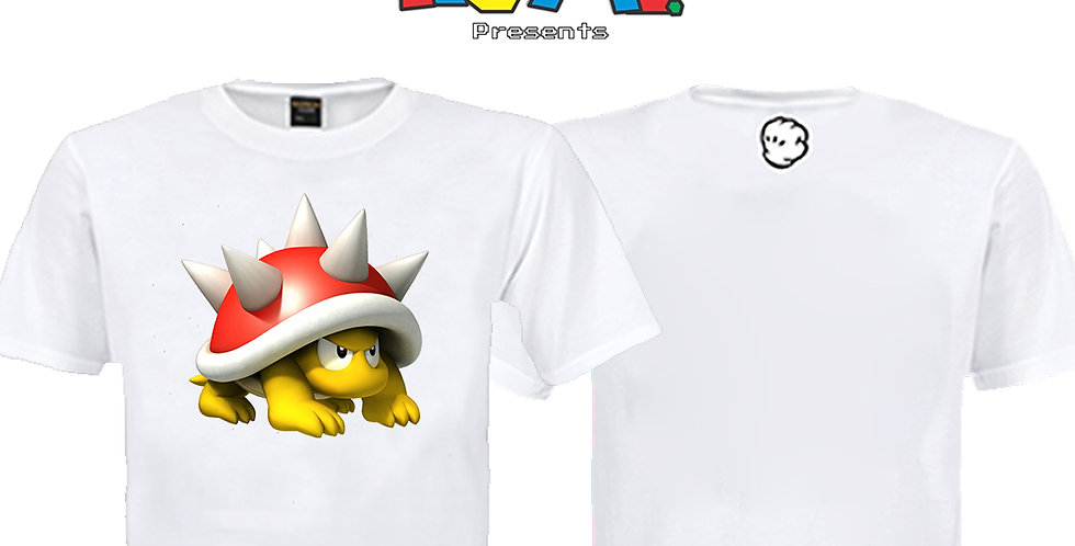 Camiseta Koopa Troopa 2