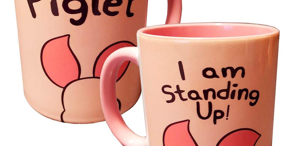 Leitão - I am Standing Up!