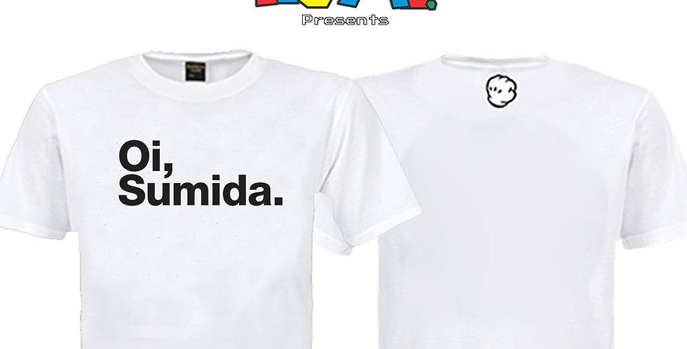 Camiseta Oi Sumida