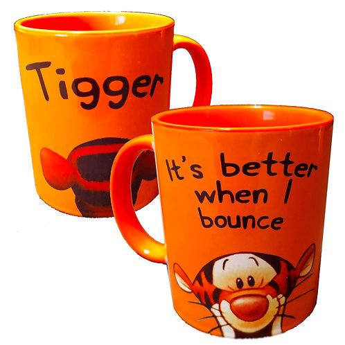 Tigrão - It's better when I bounce