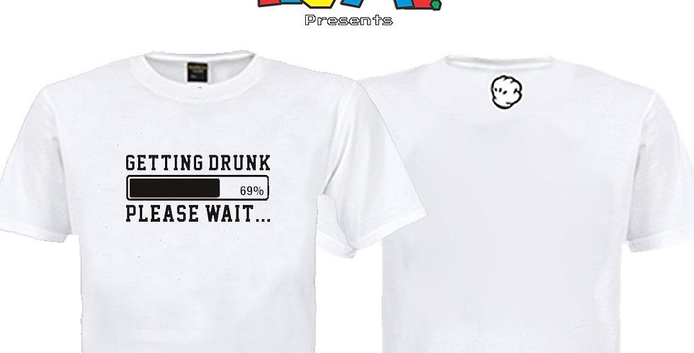 Camiseta Getting Drunk