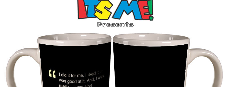 Caneca Breaking Bad - I did it for me