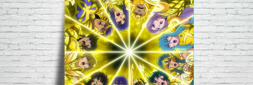 Azulejo Cavaleiros de Ouro