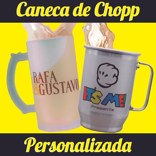 Canecas de Chopp - Personalizadas