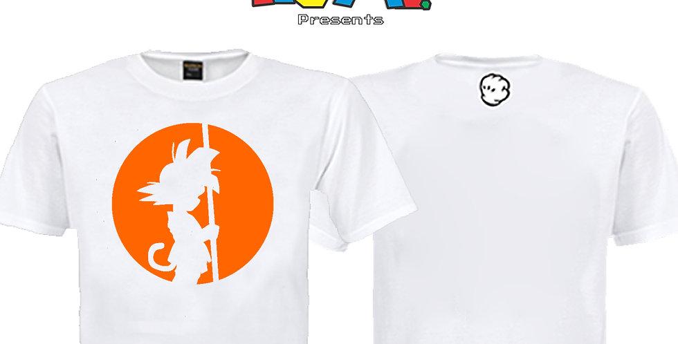 Camiseta Goku 2