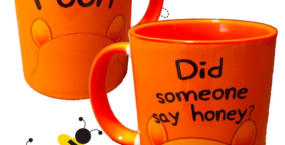 Pooh - Did someone say honey?