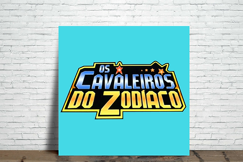 Azulejo Cavaleiros do Zodiaco