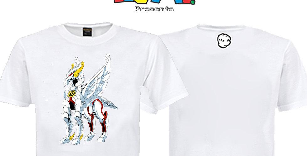 Camiseta Armadura de Pégasus