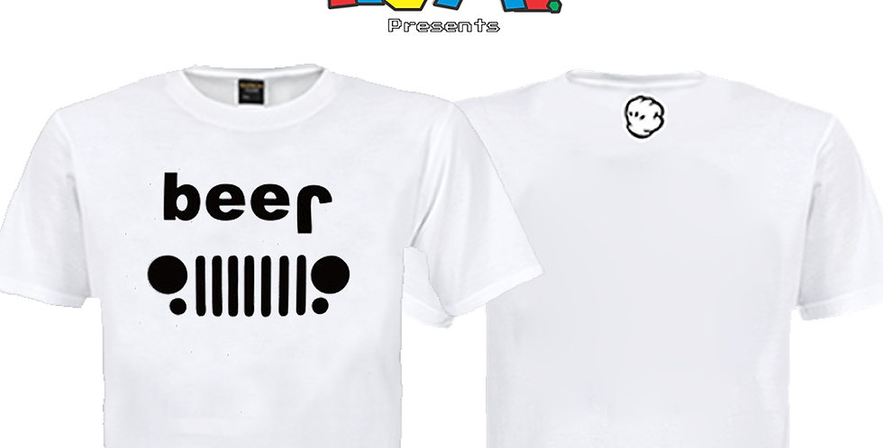 Camiseta Jeep Beer