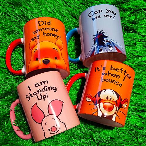 Coleção Pooh