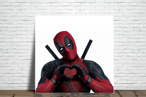 Azulejo Deadpool
