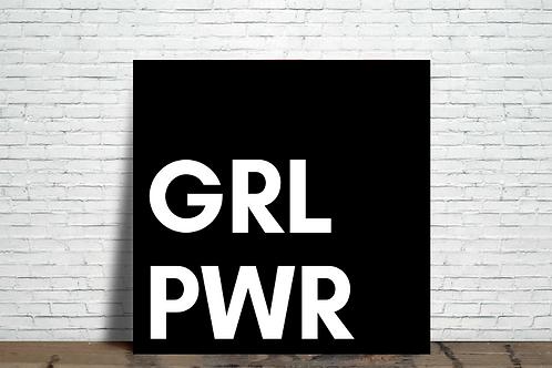 Azulejo Girl Power 2