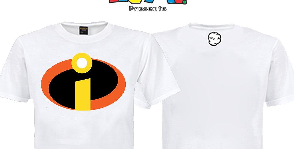 Camiseta Os Incríveis