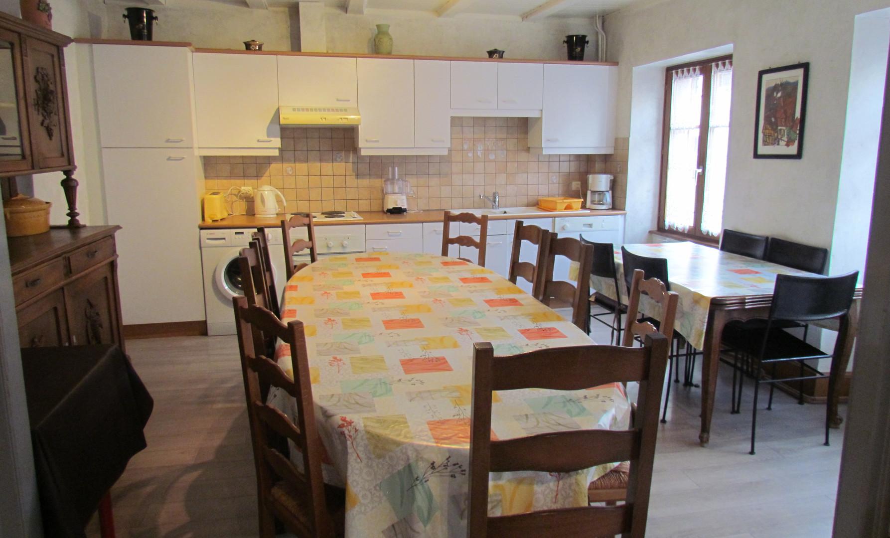 Cuisine et salle à manger Rossignol