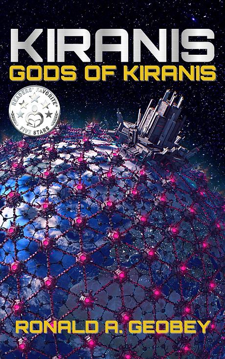 GODS OF KIRANIS EBOOK COVER