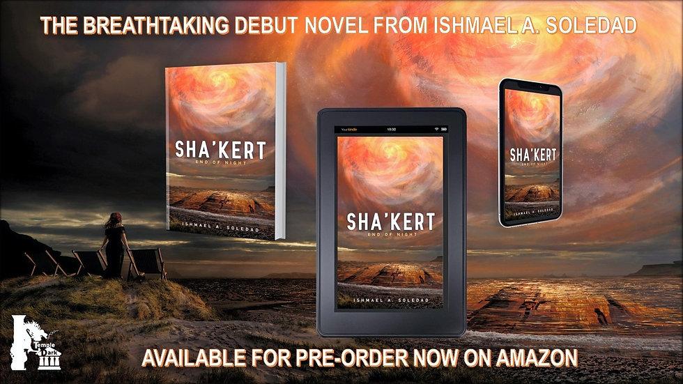 Sha'Kert Pre-Order Announcement Banner