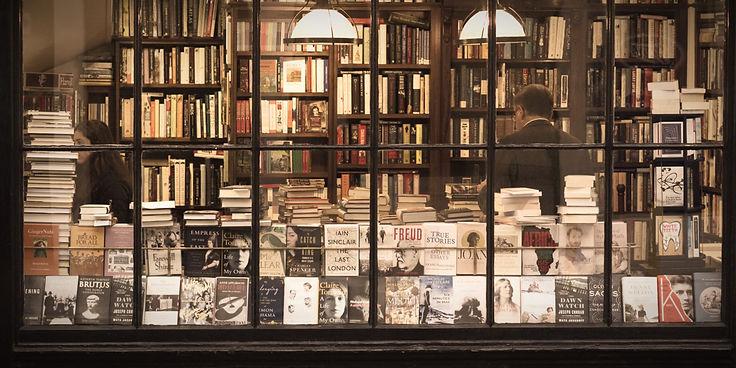 Temple Dark Bookstore