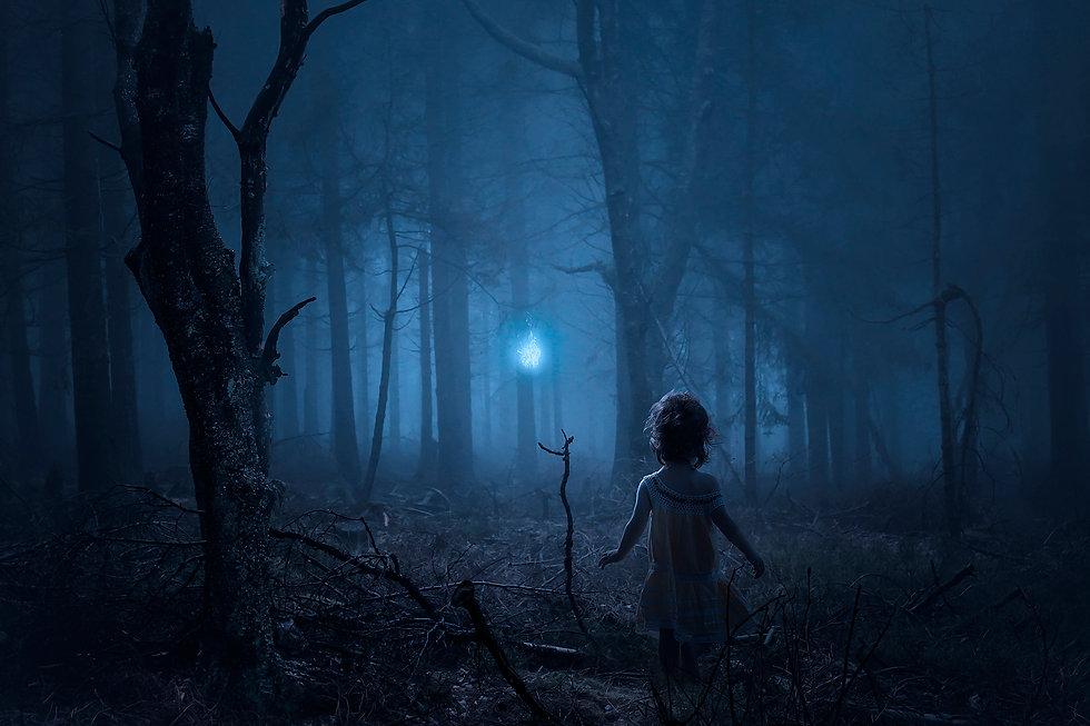 Searching For The Light (Alt. Title) by Bekka Bjorke