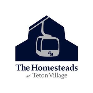 The Homesteads at Teton Village logo design by Dashmark Designs