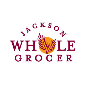 Jackson Whole Grocer logo design by Dashmark Designs